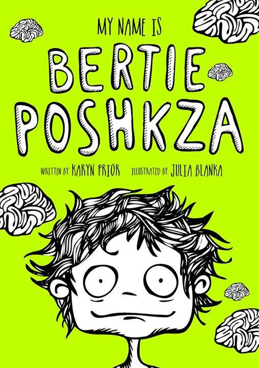 BLOG: BACK TO SCHOOL FOR BERTIE POSHKZA