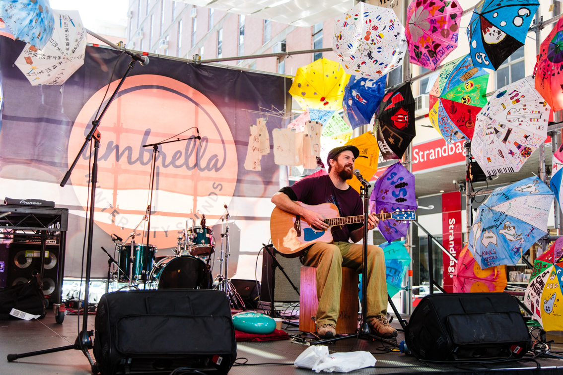 Umbrella: Winter City Sounds returns for its third year to heat up Adelaide's live music scene