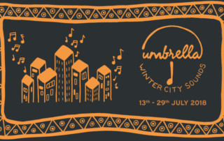 Umbrella: Winter City Sounds and Jetstar offer the chance to win a winter festival getaway and entry to prestigious AIR Awards