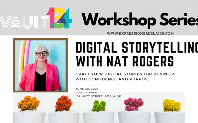 Workshop: Digital Storytelling with Nat Rogers