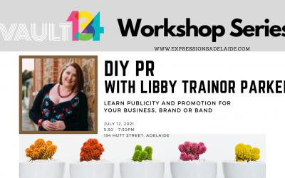 Workshop: DIY PR with Libby Trainor Parker