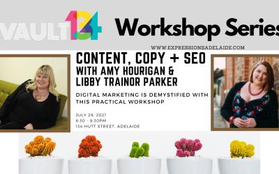 Workshop: Content, Copy and SEO